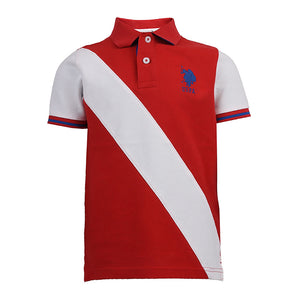 Players Polo True Red