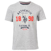 Authentic  Tee Vintage Grey Heather