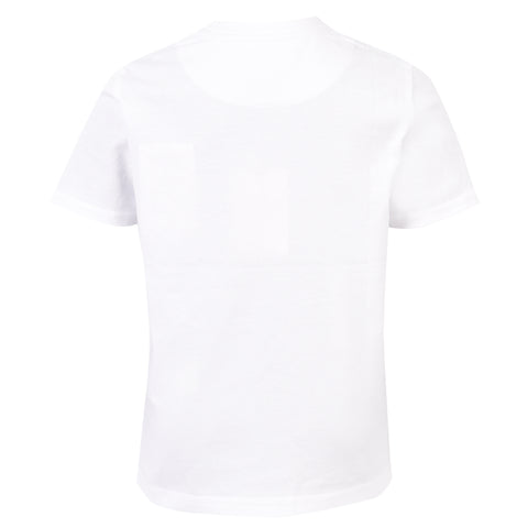 Cut & Sew Players Tee Bright White