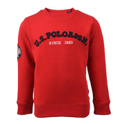 Applique F/T Sweat True Red