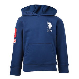 OTH Fleece Hoody Estate Blue