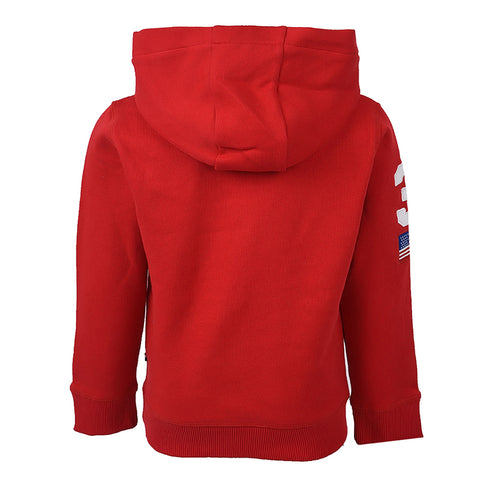 OTH Fleece Hoody True Red