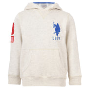 OTH Fleece Hoody Oatmeal Marl