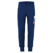 Fleece Jogger Estate Blue