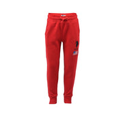 Fleece Jogger True Red