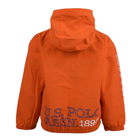 L/W Windcheater Orange