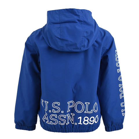 U.S. Polo Assn. Windcheater Estate Blue
