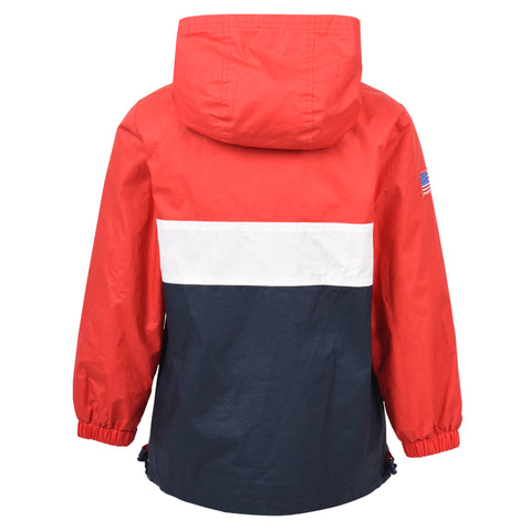 Championship Anorak True Red