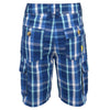 Check Cargo Short Navy