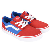 Vans YT Chapman Stripe Red/Blue
