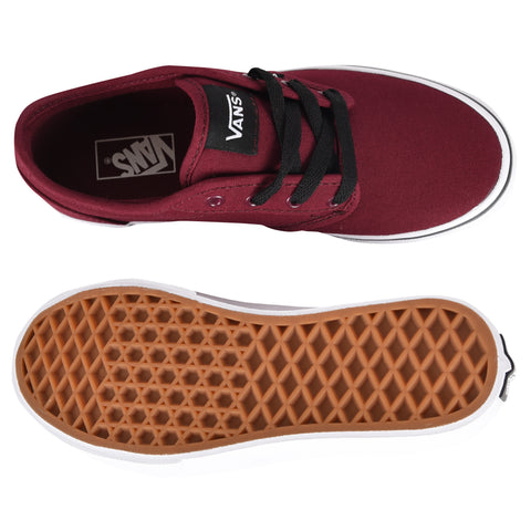 Vans YT Atwood Red/Black