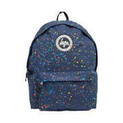 Unisex Hype Speckle Backpack Navy