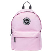 Girl's Hype Badge Backpack Pink