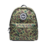 Unisex Hype Backpack Camo Green