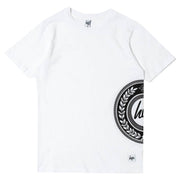 Unisex Hype White/Black  Kids T-Shirt