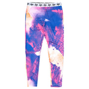 Girl's Hype Pink  Kids Leggings