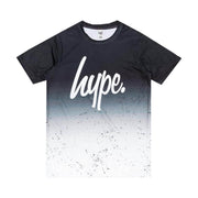 Boy's Hype Kids T-Shirt Black