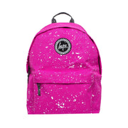 Girl's Hype Speckle Backpack Pink/White