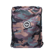 Unisex Hype Drawstring Bag Camo