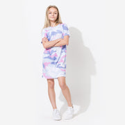 Girl's Hype Camo T-Shirt Dress