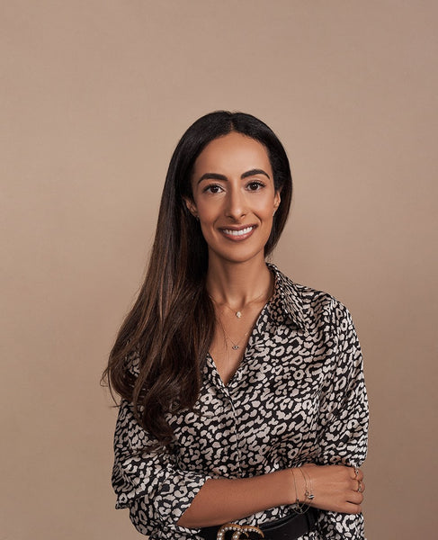 Bouchra Ezzahraoui, Co-founder of AUrate New York