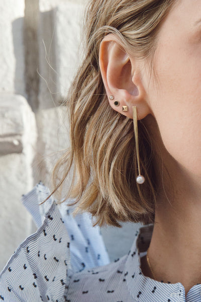 A Little Goes a Long Way: The Mini Stud 3 New Ears Essentials