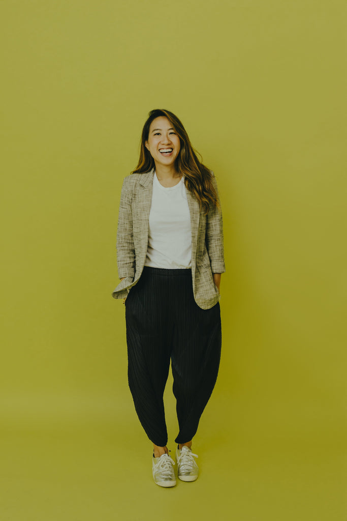 Women Raising the Bar: Lillian Tung