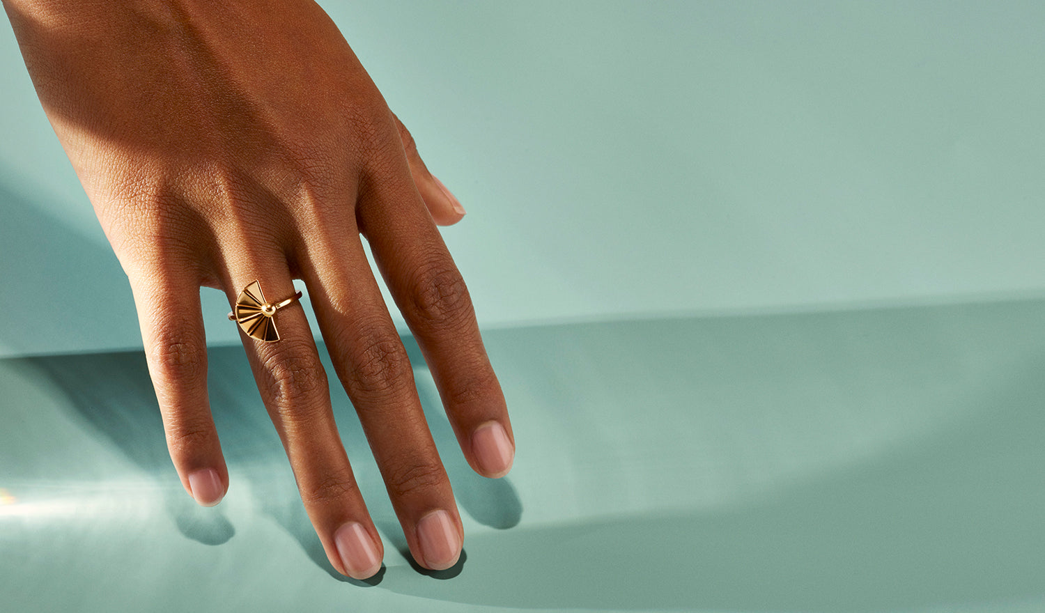 Gold Statement Rings