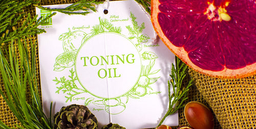 Organic Essential Oils for Toning Skin and Reducing Cellulite