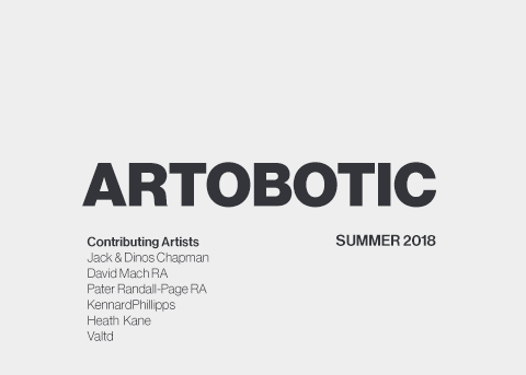 Artobotic Art Show Edinburgh
