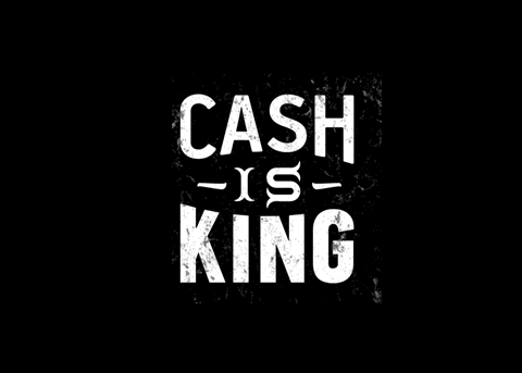 Cash is King - Saatchi Gallery