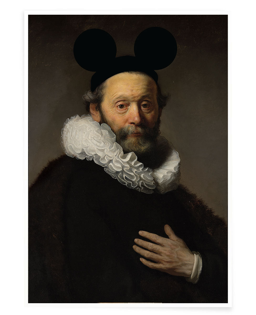 Sober on Capitalism: Micky - A5 size