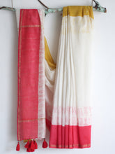 SAREE -Chanderi Silk Pujo Saree