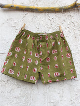 Men's Shorts - Green Beer
