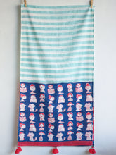 COTTON MINT CARTOON STOLE - CHHAPA