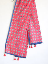 COTTON PINK DUPATTA