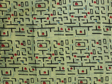 Fabric - Yellow Pacman - CHHAPA