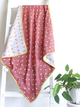 Kids Muslin Blanket with Flamingo - CHHAPA