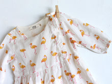 Tropical Flamingo Dress - CHHAPA