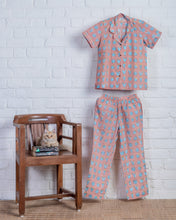 Lounge Set- Cactus in Peach - CHHAPA
