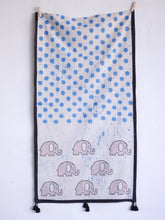 COTTON ELEPHANT STOLE