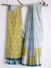 SAREE - Linnig with Fishies