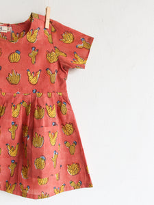 Cactus Pocket Dress