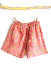 Fishies in Peach Shorts - CHHAPA