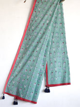 COTTON MINT DUPATTA