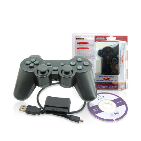 PSP Wireless Vibration controller