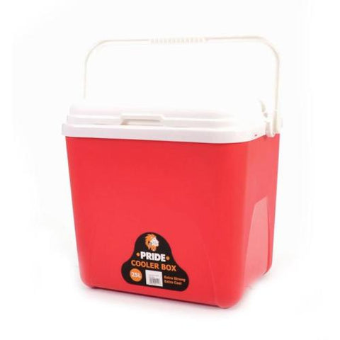 Pride Cooler Box - Red (25L)