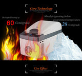 Portable 20L 2-in-1 AC/DC Cooling & Warming Refrigerator