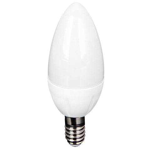 3W LED Candle Light E14 85% Energy Saving 5 Pack