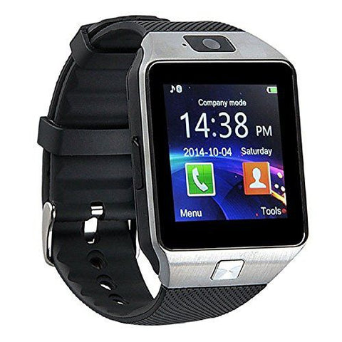 DZ09 Android Bluetooth Smart Watch Phone, Camera & Sim Card Slot